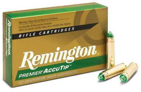 Remington 450 Bushmaster 260 Grains Accutip Ammunition Pra450b1