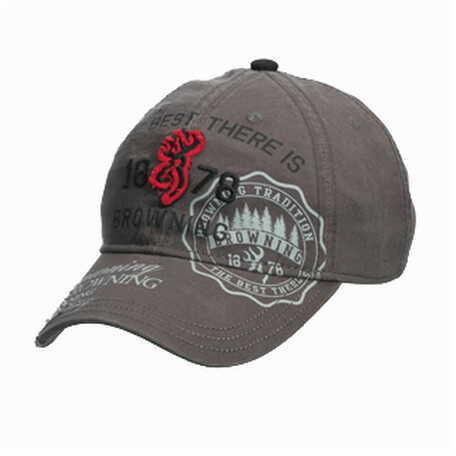 Browning Adonis 1878 Cap Gray 308348691