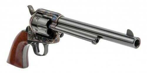 "Cimarron 1873 SA Revolver Old Model P 44-40 Winchester 7 ½"" Barrel Case Hardened Frame"