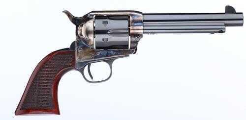 "Taylor's & Company The Short Stroke Smoke Wagon Taylor Tuned Revolver 45 Long Colt 5.5"" Barrel 6-Round Capacit"