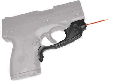 Crimson Trace Beretta Nano Laserguard, Front Activation, BP LG-483-S