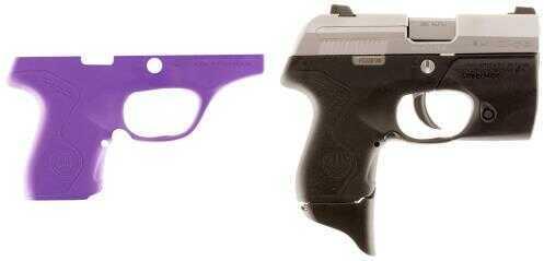 "Beretta 380 ACP Semi Automatic Pistol Pico LaserMax Light With Lavender/Black Extra Frame DA Only 2.7"" Barrel  6+1 Rounds"