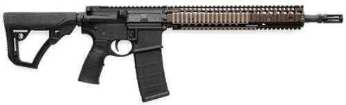 "Daniel Defense M4A1 223 Remington/5.56 NATO 14.5"" Barrel with Pinned Brake 10 Round Flat Dark Earth Semi Automatic Rifle 02-088-06027-055"