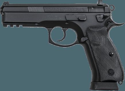 Pistol CZ 75 SP-01 Tactical 9mm Luger 10 Round 01153