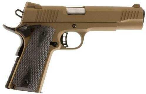 "Howa Citadel 1911-A1 Compact Pistol 9mm 3.5"" Barrel 8+1 Rounds Hogue Grip Burnt Bronze Cerakote"