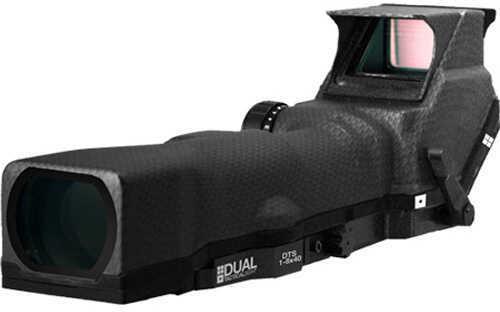 Kruger Optical 1-8x40 Dual Tactical Sight(DTS) Gen II Mil Dot 63335
