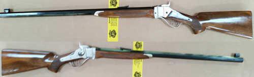 Pedersoli 1874 Sharps Competition Rifle 45-70 Government Caliber Coin Finish S.794-457