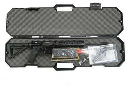Black Dawn AR-15 300 AAC Blackout 30 Round Mid Length MFR Rail Black Semi Automatic Rifle BDR-15-BLK