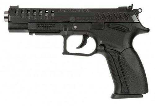 "Pistol Grand Power X-Calibur 9mm Luger Blue 4.99"" Barrel SA/DA 2 15 Rounds"