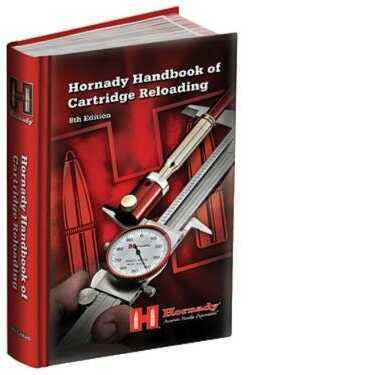 Hornady Reloading Handbook 8th Edition 99238