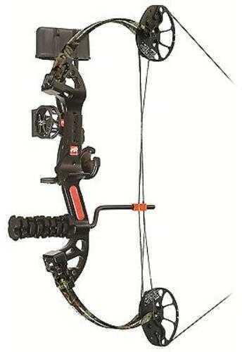 PSE Mini Burner XT Ready to Shoot Bow Pkb 25-40 LH Mossy Oak