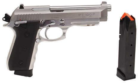 "Taurus M100 40 S&W 5"" Barrel Stainless Steel 11+  Rounds Semi-Auto Pistol    110005916"