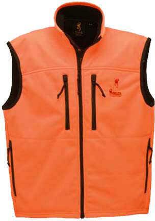 Browning Hells Canyon Vest, Blaze Medium 3058140102