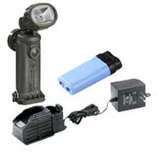 Streamlight Knucklehead Light w/120V AC Fast Charge, Black 90618