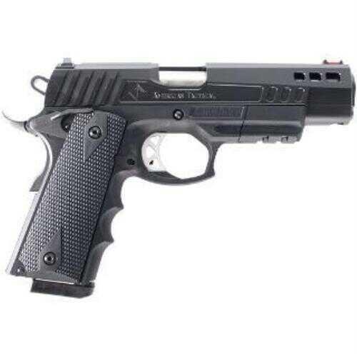 "American Tatical Imports FXH45 45ACP 5"" Barrel Polymer Frame Steel Slide 8 Round Semi Automatic Pistol"