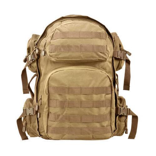 NcStar Tactical Back Pack Tan CBT2911