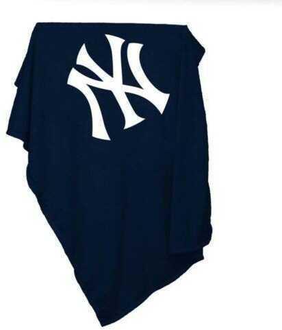 Logo Chair Ny Yankees Sweatshirt Blanket