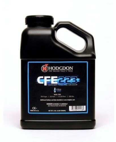 Hodgdon Powder CFE223 Smokeless Powder 8 Lbs.