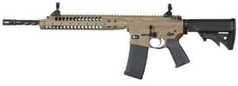 "LWRC IC-A5 223 Remington /5.56mm NATO 16.1"" Barrel 30 Round Mag Flat Dark Earth Finish Semi-Automatic Rifle"