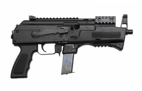 """Chiappa 500.167 Pak9 Pistol 9mm 6.3"""" Barrel 10 Rounds Steel"""