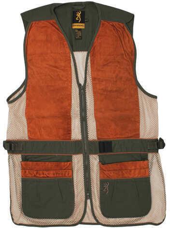Browning Sandoval Vest Olive/Tan XX-Large 3050285405