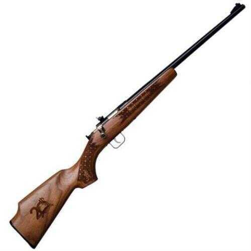 Crickett Rifle 22 Long Rifle 20th Anniversary Edition Checkered Walnut