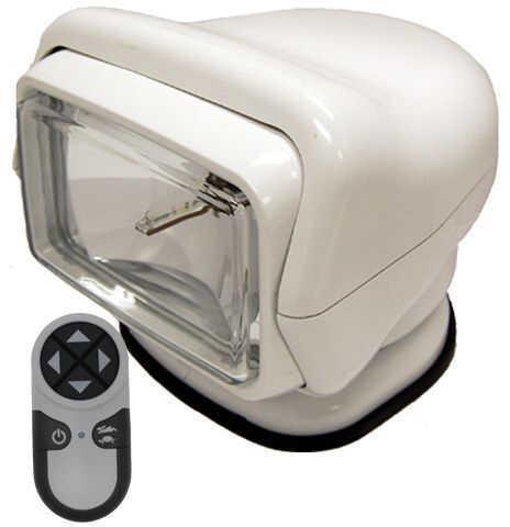 GoLight Stryker Wireless Handheld Magnum Base, White 30002