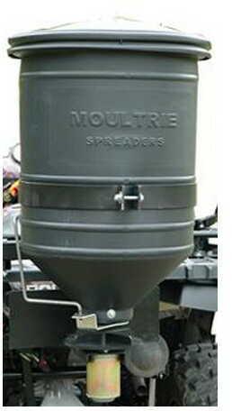 Moultrie Feeders ATV Spreader w/ Push Gate MFH-ATV