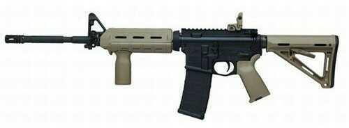 "Colt LE6920MPS-Flat Dark Earth Carbine Semi Auto Rifle AR15 223 Remington/5.56 Nato Full Floated 16.1"" Black Barrel Flat Top Picatinny Rail A2 Flash Suppressor30 Round"