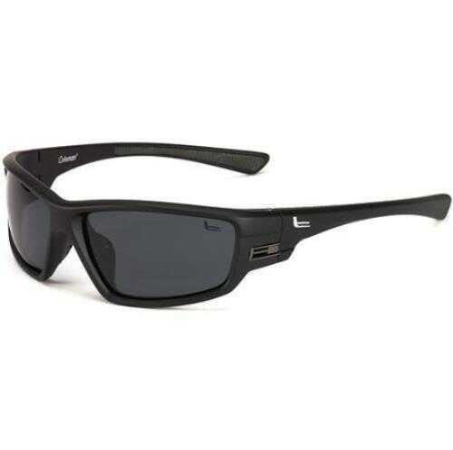 Coleman Adventurer-Matte Black Full Frame with Smoke Lens Sunglasses C6051 C1