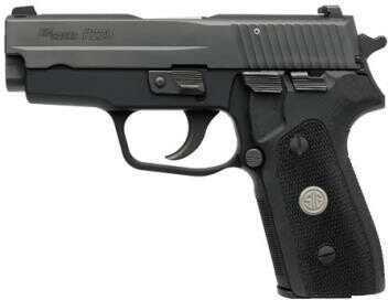 "Pistol Sig Sauer P225-A1 9mm 8rd 3.6"" Barrel Black Finish G10 Grips"