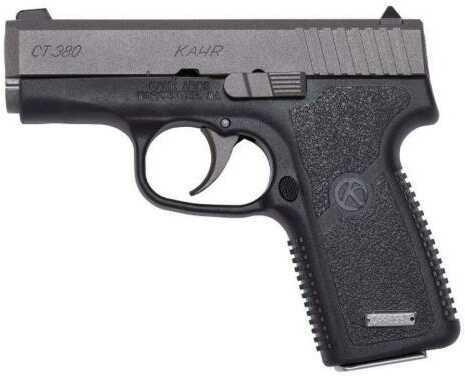 "Kahr Arms CT380 380 ACP 2.5"" Barrel 7 Round Tungsten Cerakote Slide Semi Automatic Pistol"