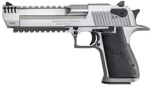 "Magnum Research Desert Eagle 50 Action Express 6"" Barrel 7-Round Combat Semi-Automatic Pistol"
