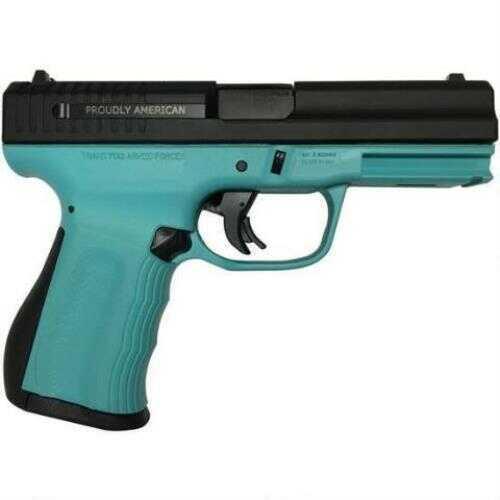 "FMK Firearms Fmk Pistol 9C1G2-Fat 9mm 4"" Barrel 14 Rounds Tiffany Blue Md: FMKG9C1G2TB"
