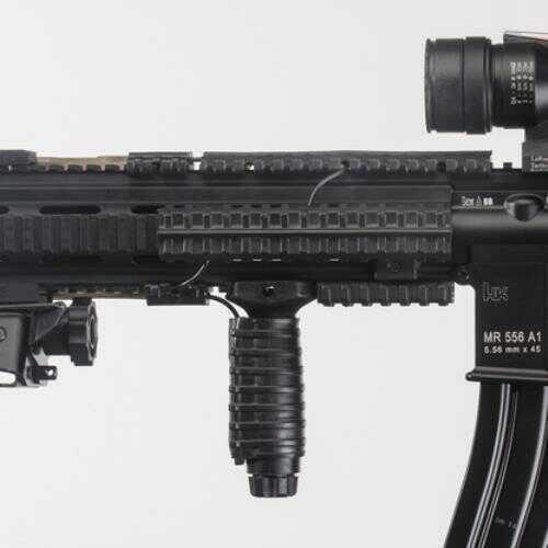 Manta Rails M27 AR FDE Kit - Black