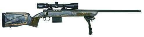 "Mossberg MVP Varmint 308 Winchester 24"" Barrel 10 Round w/ Vortex Crossfire II 4-12x44mm Scope Laminate"