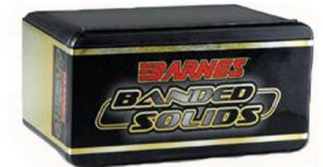 "Barnes Bullets 25 Caliber Bullets .257"" 90gr B-Spit BT /50 25793"