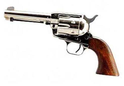 """European American Armory Revolver EAA Bounty Hunter 357 Magnum 4.5"""" Nickel  Barrel Pistol 770070"""