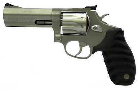 """Taurus M991 Tracker Revolver 22 Magnum  Matte Stainless  4"""" Barrel 2991049"""