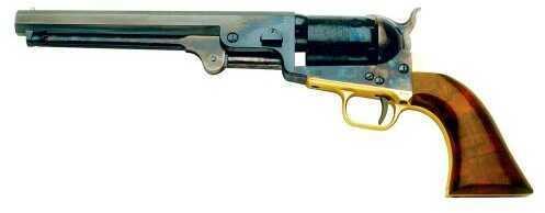 "Taylor's & Company Taylor's & Co. 1851 Navy, Steel .36 caliber, 7-1/2"" Octagonal Barrel Black Powder Revolver"