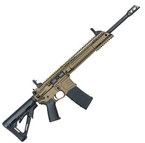 "Yankee Hill Machine Spector 5.56mm NATO 16"" Barrel Billet Burnt Bronze 30 Round Mag Semi Automatic Rifle"