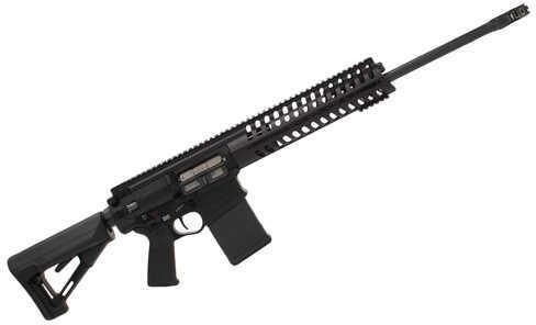"""Patriot Ordnance 308 Winchester /7.62x51 mm NATO  20"""" Barrel  11mm  Rail  Black Semi-Automatic Rifle 00427"""