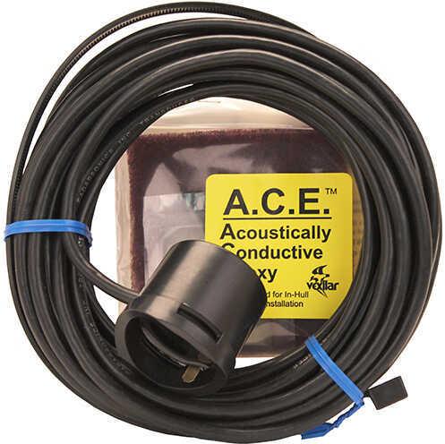 Vexilar Inc. 19° Puck Transducer, Universal Connector - 25' TB0023U
