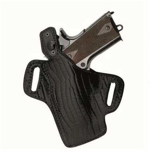 Tagua Premium Thumb Break Belt Holster S&W J Frame-Black