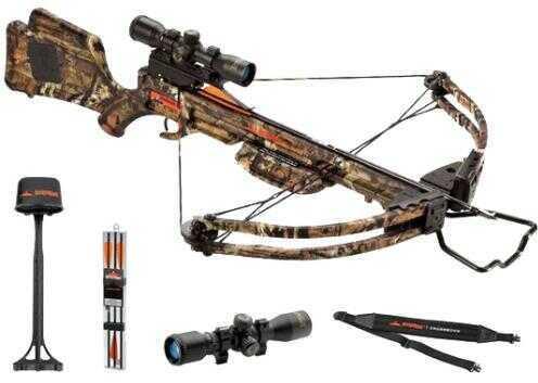 Wildlife Research Wicked Ridge Warrior HL Premium Crossbow Mossy Oak Infinity 150156530