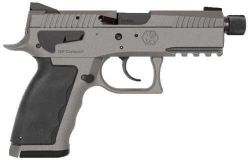 "Pistol KRISS SPHINX SDP Compact Alpha Wolf 9mm, 3.70"" Barrel Threaded 15 Round Cerakoe Finish"