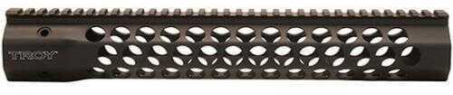 "Troy Industries Troy Alpha Revo Rail, .308 DPMS HP 13"", Matte Black Md: STRX-AC3-3HBT-00"
