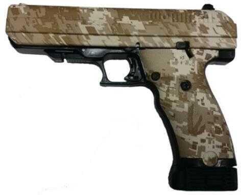 "Hi-Point 45 ACP Polymer Frame 4.5"" Barrel Desert Digital Tan Camo Finish 9 Round Semi Automatic Pistol"