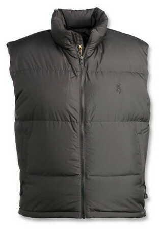 Browning Down 650 Vest, Black X-Large 3057549004