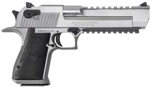 "Magnum Research Desert Eagle 44 Magnum 6"" Barrel Polished Chrome Finish Semi Automatic Pistol CA Legal"